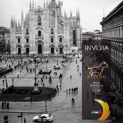 INVIDIA Italia: Milano - Shampoo per cani